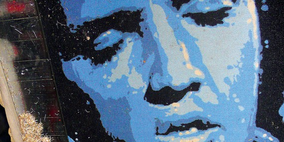 """Moody Blue"""
