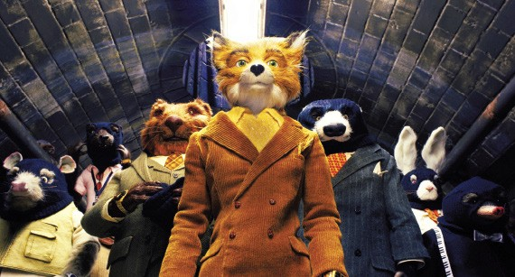 Mr. Fox, a daydreamer and a schemer