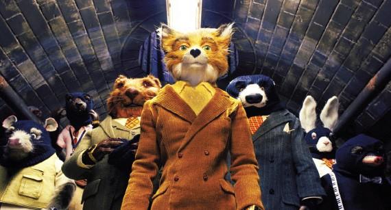 Mr. Fox, a daydreamer and a schemer