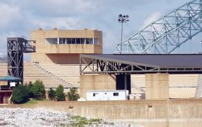 Mud Island Amphitheatre, 1st place; Best Concert Venue - BY JUSTIN FOX BURKS