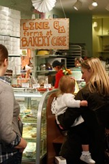 JUSTIN FOX BURKS - Muddy's Bake Shop