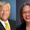 Musical Chairs on the County Commission: Thomas vs. Brooks for Vice Chair