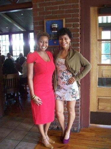 Myralia (left) and Lulu (right)