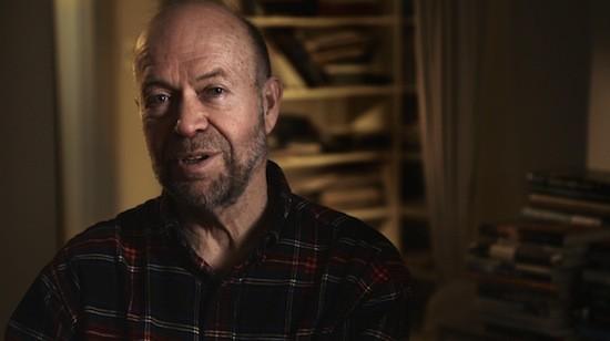 NASA climate scientist James Hansen in Merchants Of Doubt.