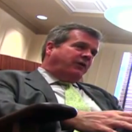 Nashville Mayor Karl Dean Speaks in Memphis