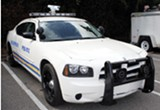 BY BIANCA PHILLIPS - New cameras atop police cars read license plates.