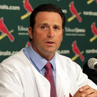 New Cardinals manager Mike Matheny