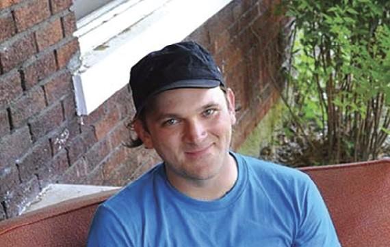 New face: filmmaker Morgan Jon Fox