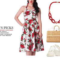 Style Week with Vera Stanfield - Look 1