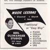 """A New Website for Berl """"Mr. Music"""" Olswanger"""