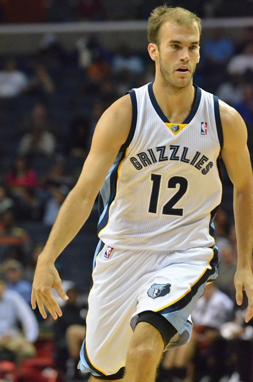 Nick Calathes played extremely well in last nights loss to Golden State.