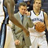 Nick Calathes in Denver and The Lionel Leash
