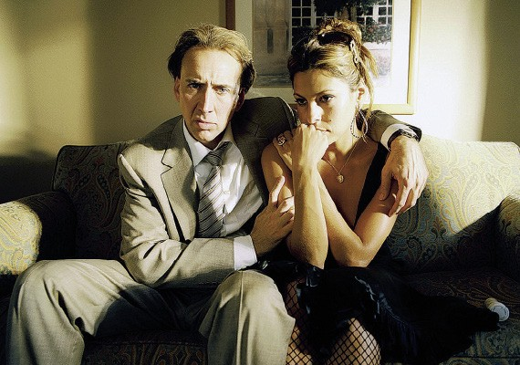 Nicolas Cage and Eva Mendes