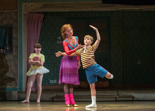 Noah Parets as Billy Elliot