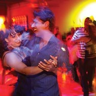 Not Dancing with the Salsa Stars at the Rumba Room