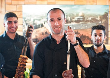 Now open: Orr Restaurant and the Tannoor Grill.