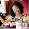 Now open: Pink Diva Cupcakery and Carol's Cheesecakes.