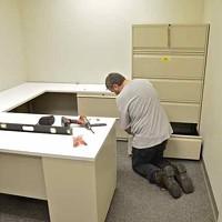 Office Rehab January 2, 2013  Larry Kuzniewski