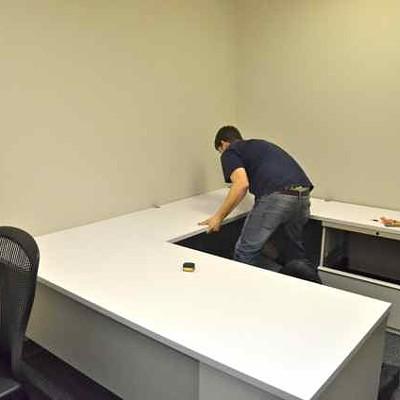 Office Rehab January 2, 2013
