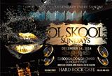 DJ BOOGALOO - Ol Skool Sundays At Hard Rock Cafe-70's.80's,90's R&B