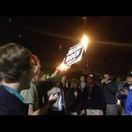 Disturbance on Ole Miss Campus After Obama Victory