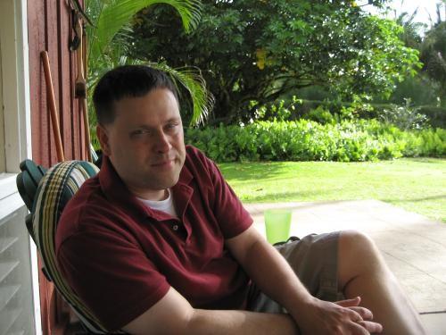 On the Edge of Happiness filmmaker Mark Jones