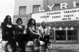 "On the set of ""Teenage Tupelo"" - DAVID THOMPSON"