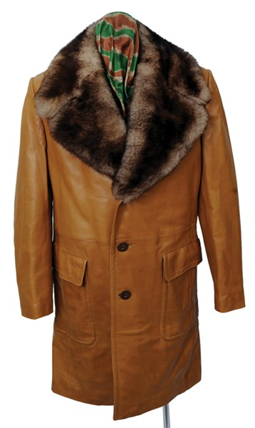 One of Elvis' coats from Lansky's - COURTESY OF LANSKY'S ARCHIVES