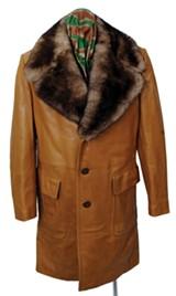 One of Elvis' coats from Lansky's - COURTESY OF LANSKY'S ARCHIVES