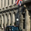 """England's """"Black Cabs"""" to Advertise Mississippi Tourism"""
