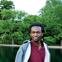 Meanwhile At Indie Memphis Orange Mound, Tennessee director Emmanuel Amido