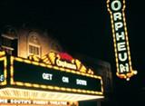 Orpheum circa 1989