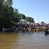 Outdoors Inc. Canoe and Kayak Race