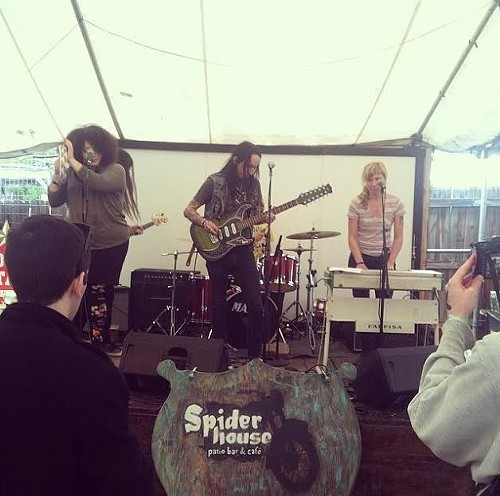 Outer Minds performing Saturday of SXSW.