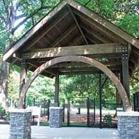Overton Bark entrance