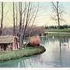 Overton Park's Little Log Cabin