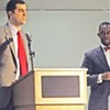 Party Chairmen, Young Proteges Debate Health Care at East High