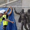Paterno Statue Removed, Looks Like a Hanging