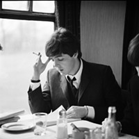 Indie Memphis screens A Hard Day's Night Paul McCartney in A Hard Day's Night
