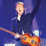 Paul McCartney - JUSTIN FOX BURKS