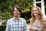 Paul Rudd and Leslie Mann
