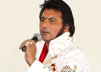 Elvis Impersonator Impersonator Contest Tonight!