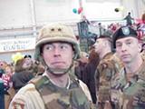 Petraeus in the field.