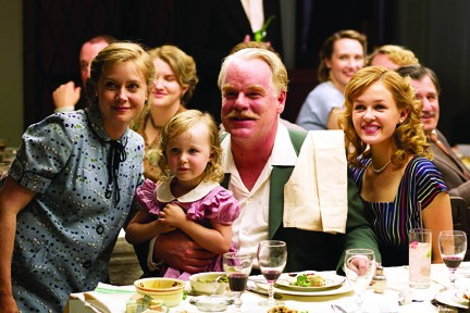 Philip Seymour Hoffman as the Master