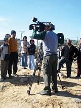 Photojournalist Tony Zumbado