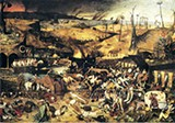 Pieter Bruegel the Elder's - The Triumph of Death