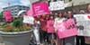 Planned Parenthood demonstrators