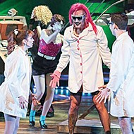 Playhouse's <i>Rocky Horror</i> is too much of a good thing.