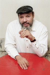 Playwright August Wilson - AP PHOTO/STF SAL VEDER