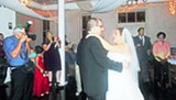 Political activists turned up en masse for Saturday's nuptials of well-known blogger Steve Ross and Ellyn Daniel, daughter of former state Rep. Jeanne Richardson. - JB